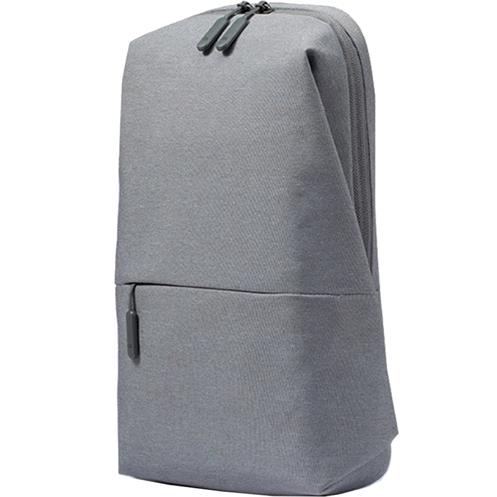 [Xiaomi] MI City Sling Bag Leisure Chest Pack, Small Size Shoulder Type, Unisex Backpack, Multifunctional, Several Compartments