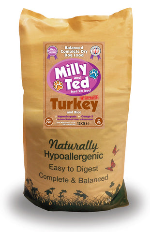 Turkey with Rice – Naturals Range