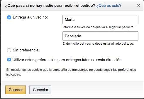 ayuda logistica amazon shopify hack
