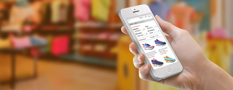 mobile-ecommerce-Shopify-app