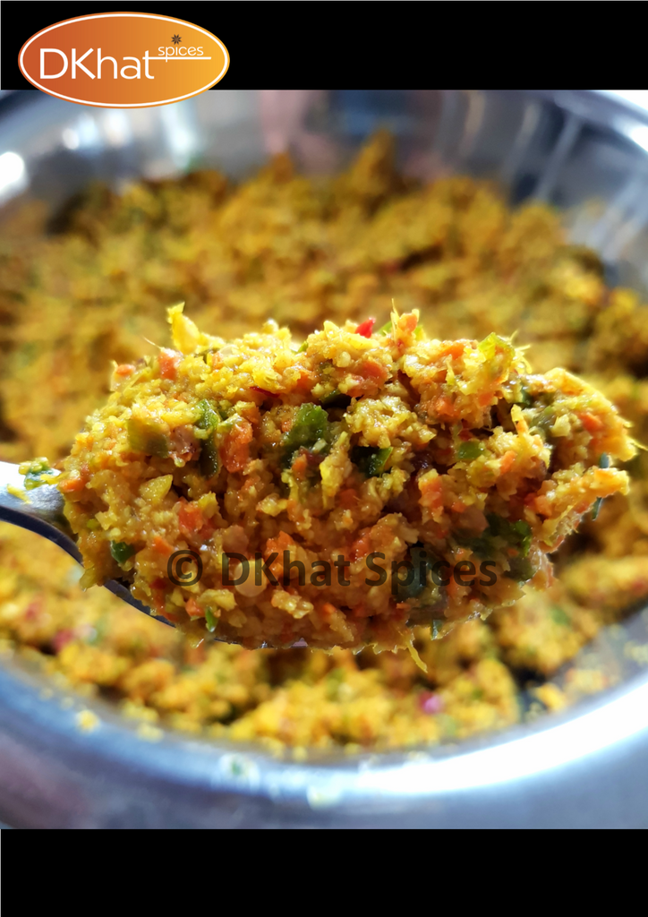 Gujarati Curry Paste