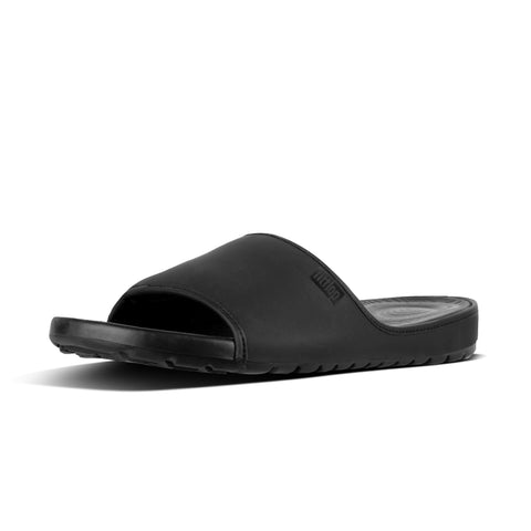Fitflop™ Men Lido™ Neoprene Slide Sandal K79 - Alna Vi Shoes