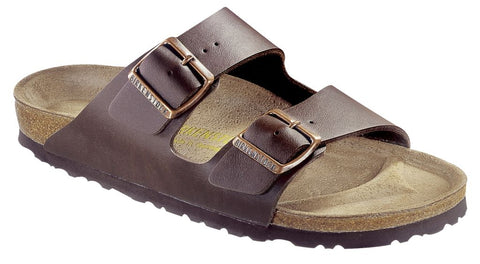 Birkenstock Men Arizona Birko-Flor® Sandals Narrow Fit - Alna Vi Shoes