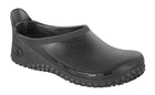 Birkenstock Mens Active Birkis Black Rubber Clogs - Alna Vi Shoes