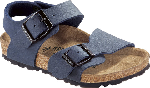 Birkenstock Boys Rio Birko-Flor®  Sandals in Narrow Fit - Alna Vi Shoes