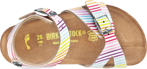 Birkenstock Girls Rio Birko-Flor®  Sandals in Narrow Fit