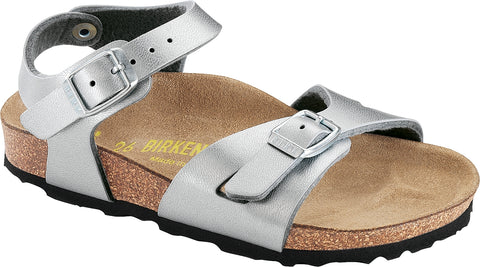 Birkenstock Girls Rio Birko-Flor®  Sandals in Narrow Fit -  Unused Colors - Alna Vi Shoes