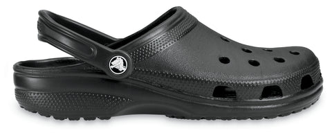 Crocs™ Classic Cayman Clogs in Black - Alna Vi Shoes