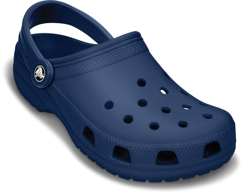 Crocs™ Classic Cayman Clogs in Navy - Alna Vi Shoes