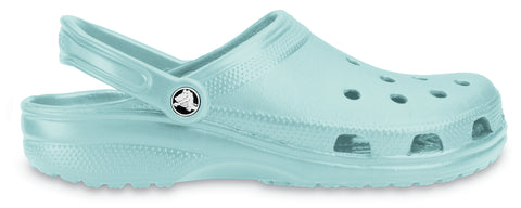 Crocs™ Classic Cayman Clogs in Sea Form - Alna Vi Shoes