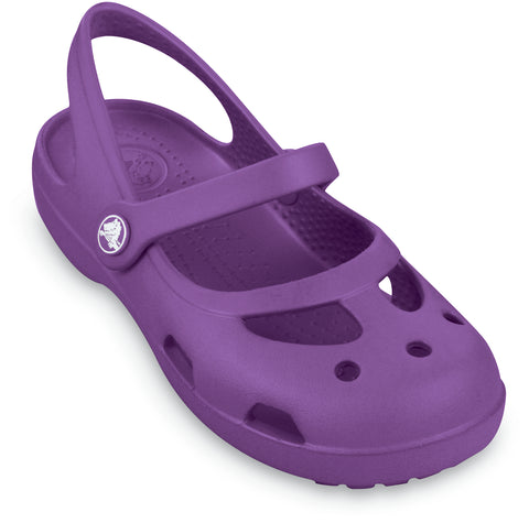 Crocs™ Girls Shayna G 11372 CrocLite Clogs - Alna Vi Shoes