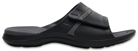 Crocs™ Mens Modi Sport CrocLite Slides 204144 - Alna Vi Shoes