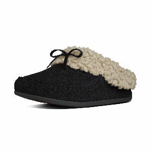 FitFlop™ Women Cuddler SnugMoc 457 Suede Slippers - Alna Vi Shoes