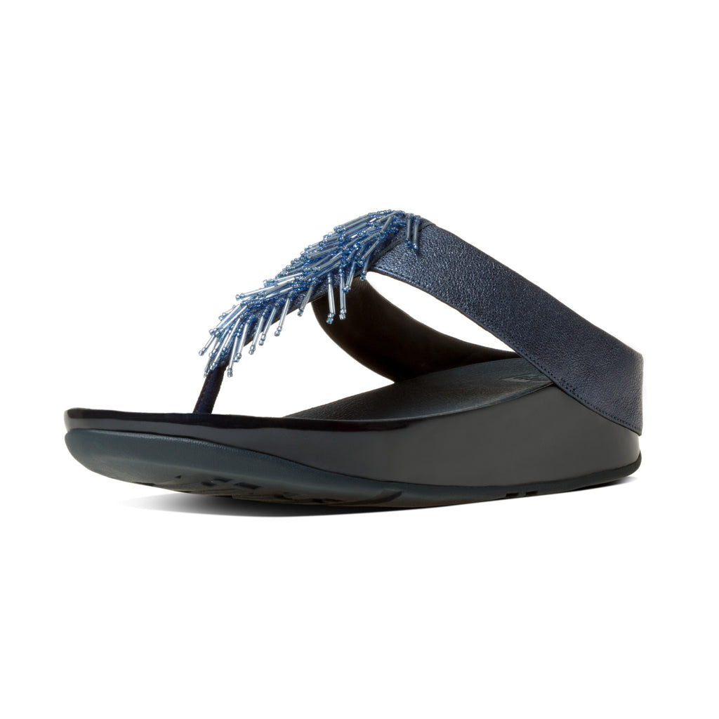 7d0baa765 FitFlop™ Women ChaCha 336 LEATHER Flip Flops – Alna Vi Shoes