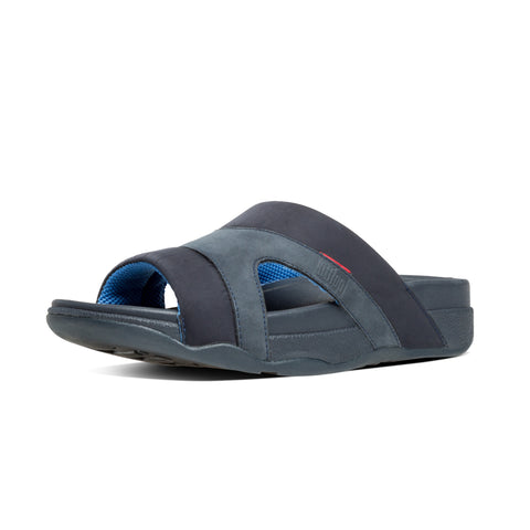 FitFlop™ Mens Freeway III Textile B10 Textile Sandals