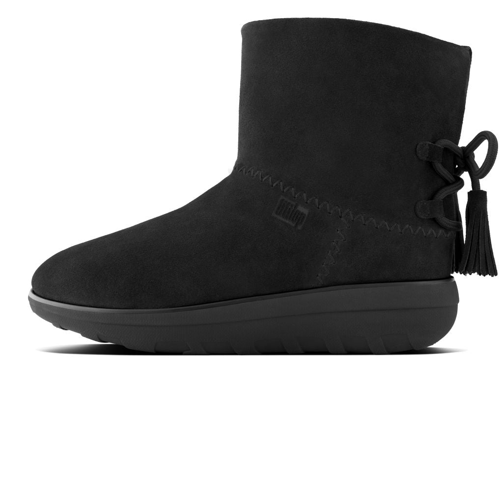 767fb8576e6 FitFlop™ Women Mukluk ShortyII Tassle I91 Suede Boots – Alna Vi Shoes