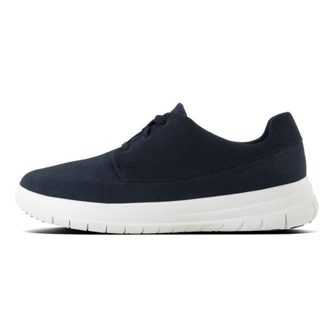 FitFlop™ Mens Sporty-Pop Sneaker J45 Canvas Trainers - Alna Vi Shoes