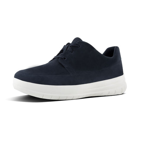 FitFlop™ Mens Sporty-Pop™ sneakers in Nubuck J46 - Alna Vi Shoes