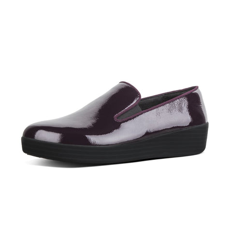 FitFlop™ Women Superskate Patent LEATHER J10 Shoes