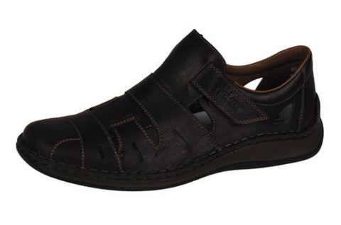Rieker Mens 05267 Karachi LEATHER Others - Alna Vi Shoes