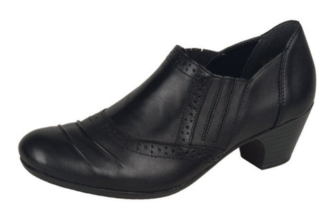 Rieker Women 50560 Cristallin LEATHER Shoes - Alna Vi Shoes