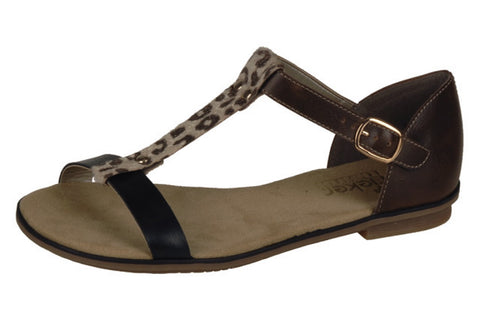 Rieker Women 64259 LEATHER Sandals