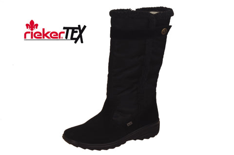 Rieker Women Z7092 Hillary  Boots - Alna Vi Shoes