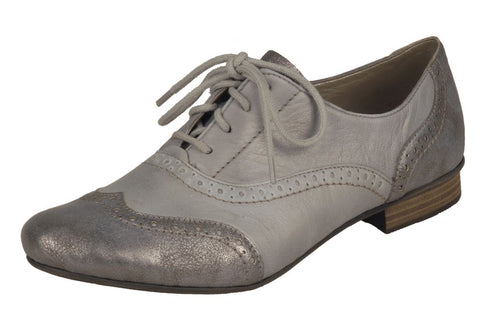 Rieker Women 51933 Brogue