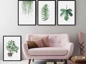 Quick tips to frame your nature canvas wall art prints in style