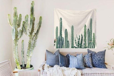 Discover 7 beautiful ways of framing your tapestries