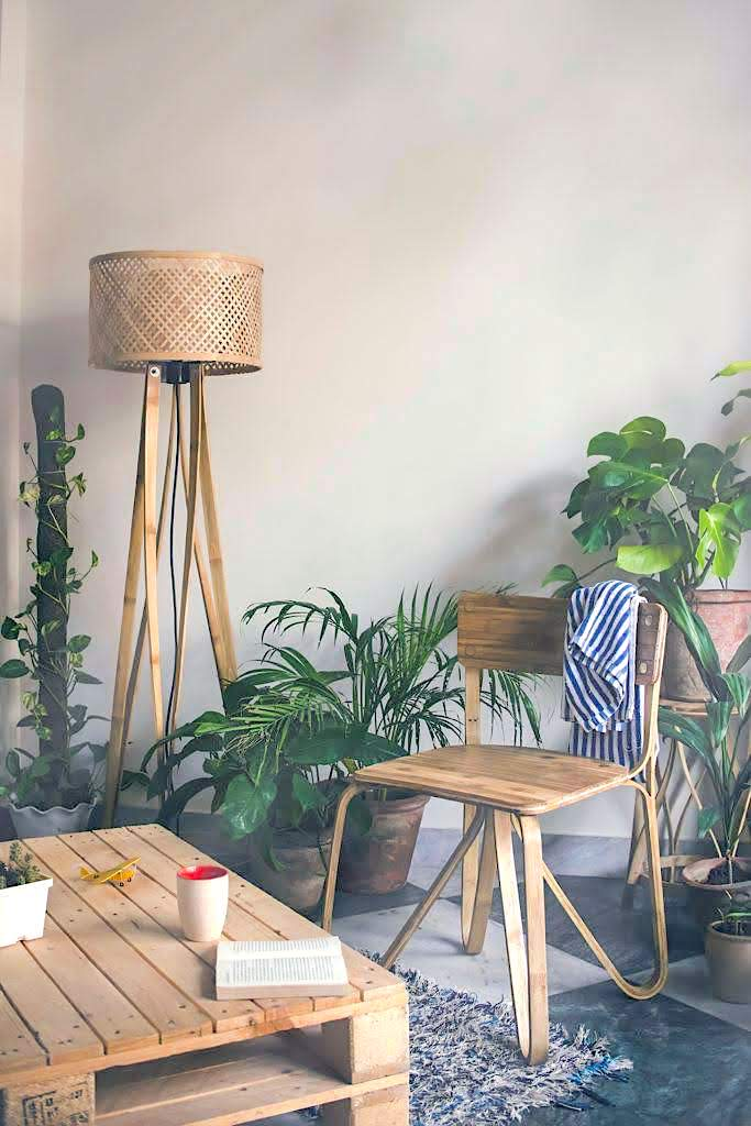 bamboo in interior design