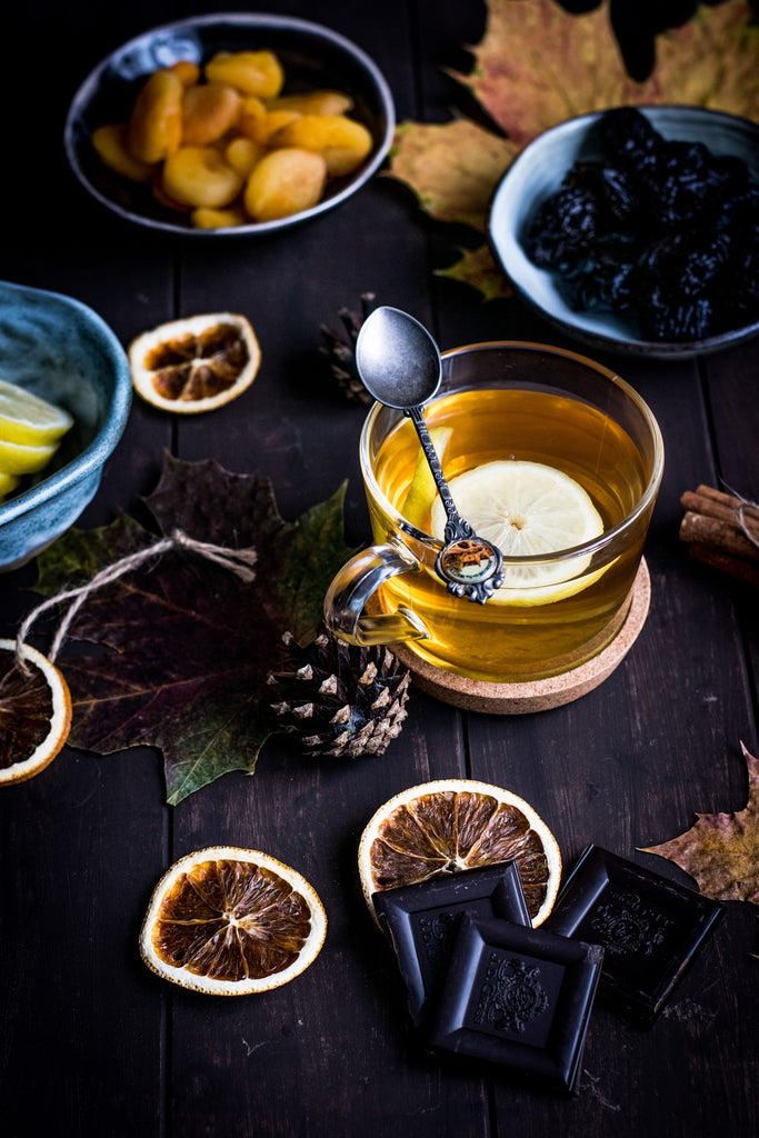 Herbal Teas for Cold