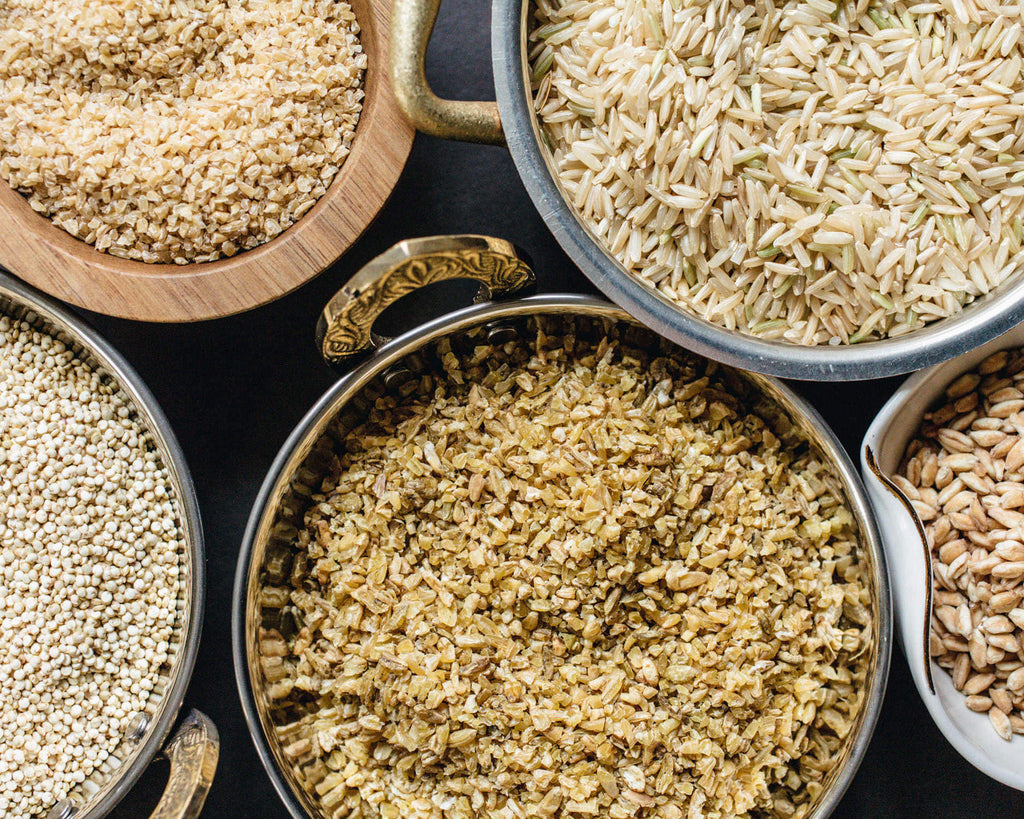 Whole grains Autumn and Winter Foods