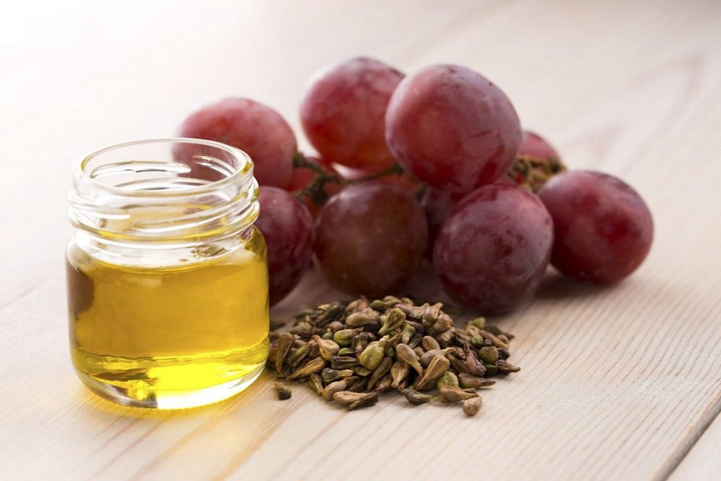 Grapeseed Oil - Natural Ingredients for skin at Forest Homes