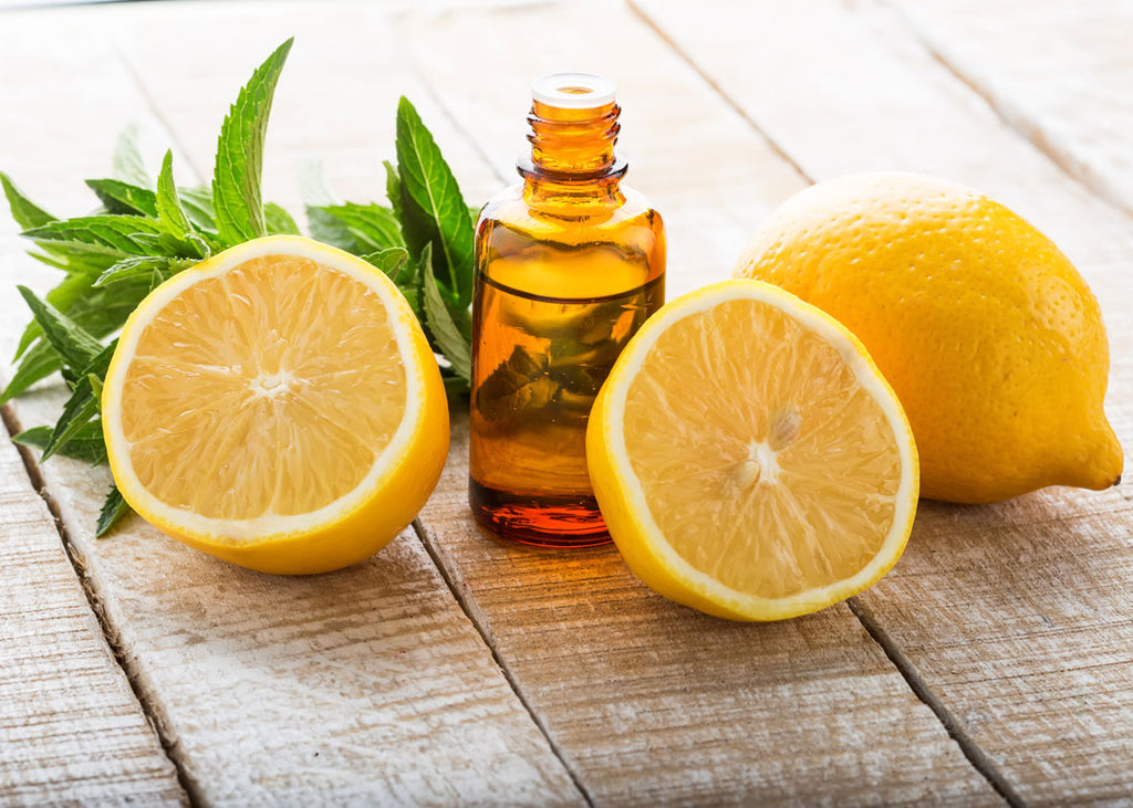 Lemon Essential Oil - Natural Ingredients for skin at Forest Homes