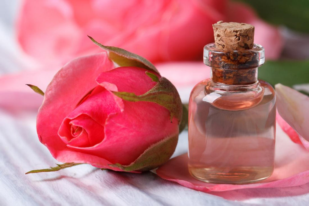 Rose water - Natural Ingredients for skin at Forest Homes
