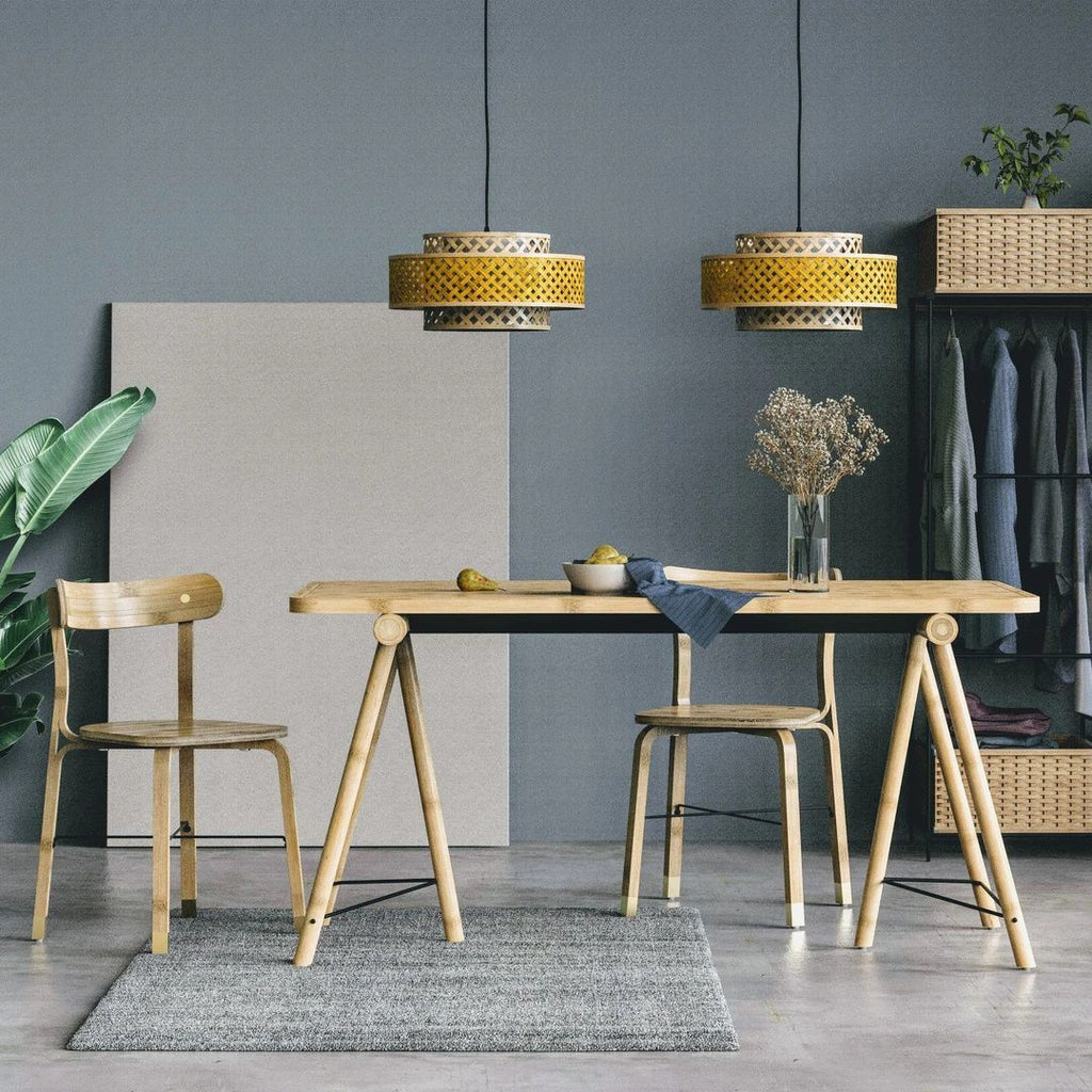 Why bamboo is a great building material for decor