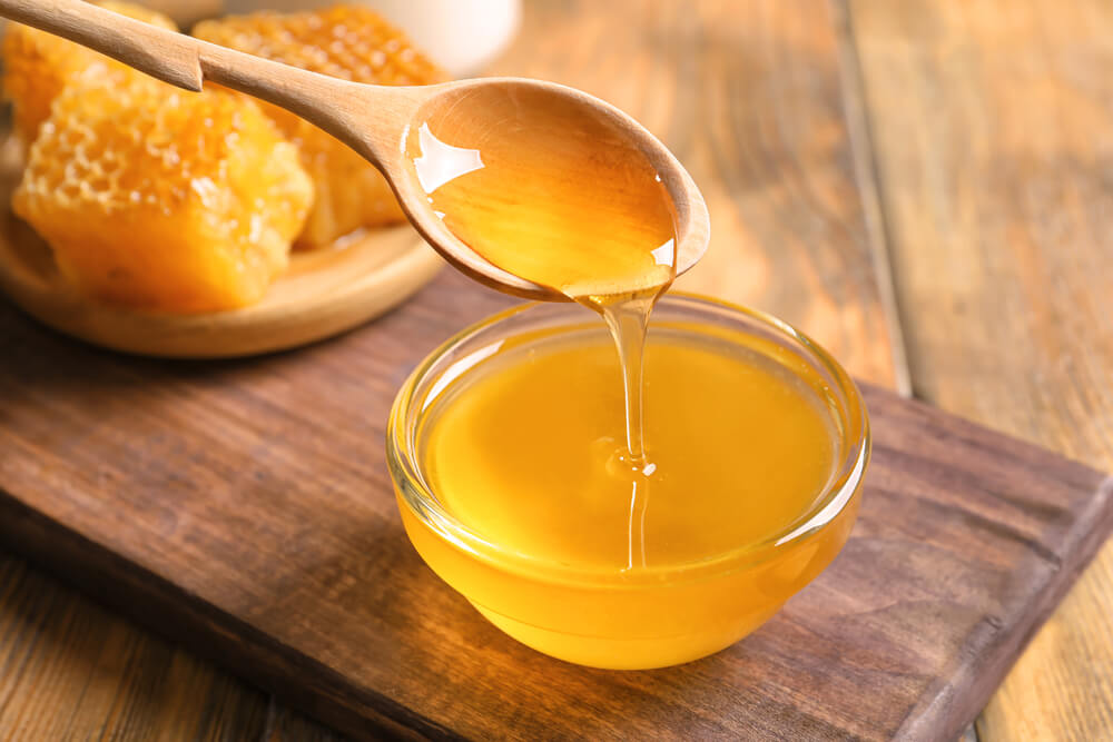 honey - Natural Ingredients for skin at Forest Homes