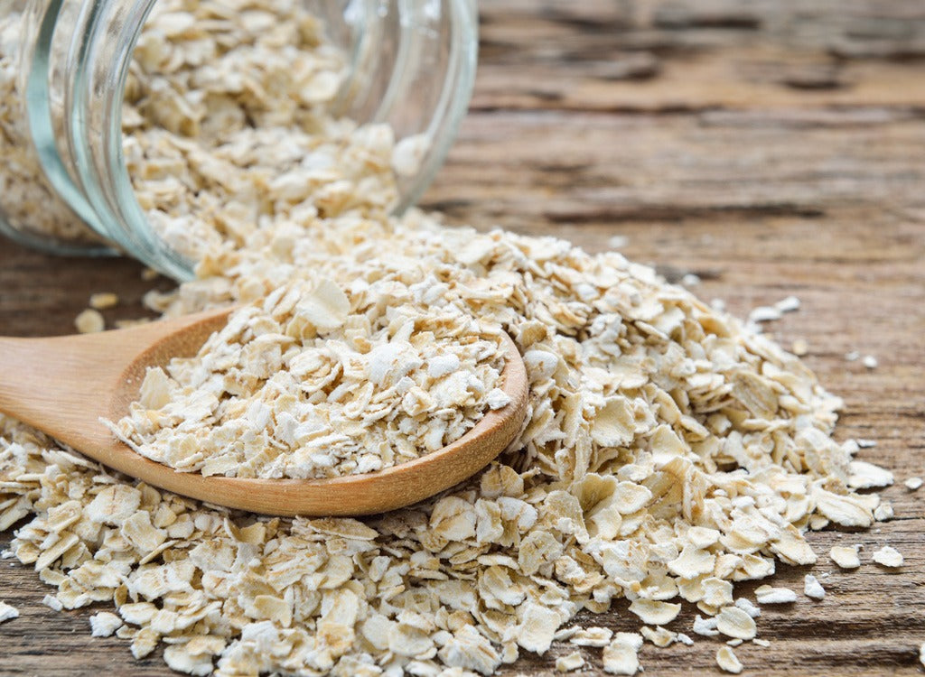 oatmeal - Natural Ingredients for skin at Forest Homes