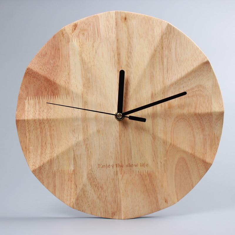 bamboo clock at Forest Homes