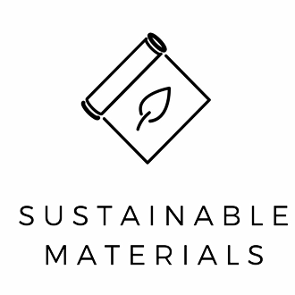 sustainable materials home decor