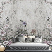 nature Wall Decor, Kina Rose Mural Wallpaper, beautiful natural decor, nature inspired designs, best home decor, Forest Homes