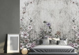 Best Wall Decor at great price, Kina Rose Mural Wallpaper, Beautiful Natural Decor, Nature inspired Designs, home decor, Forest Homes