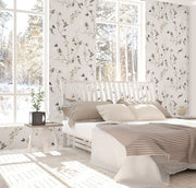 nature Wall Decor, Sweet Olbia Mural Wallpaper, beautiful natural decor, nature inspired designs, best home decor, Forest Homes