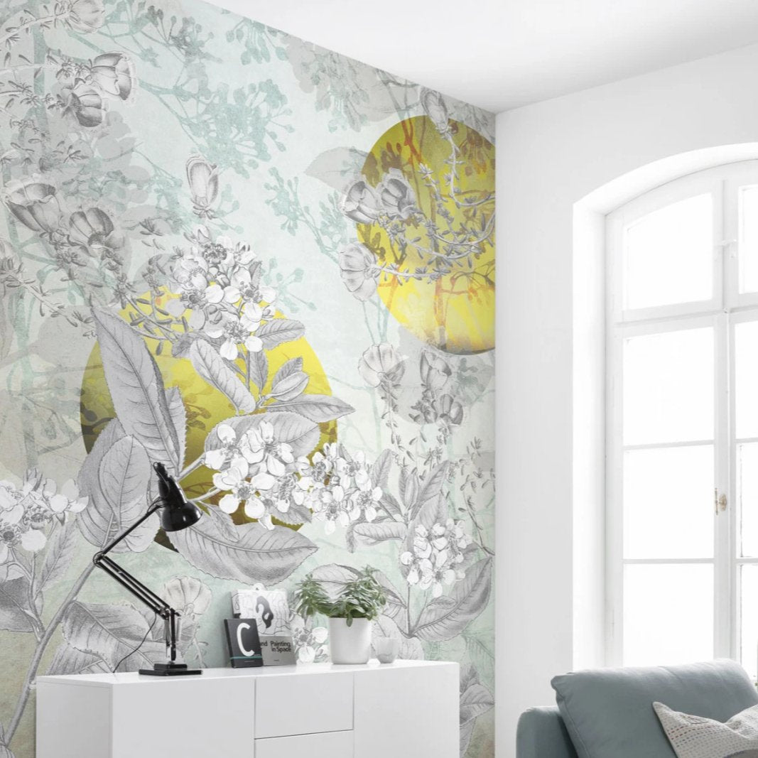 Love Your Walls A place in the Sun Wallpaper Multi