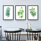 Best Wall Decor at great price, Lady Fern Canvas Prints, Beautiful Natural Decor, Nature inspired Designs, home decor, Forest Homes