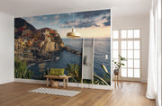 nature Wall Decor, Coast Charm Mural Wallpaper, beautiful natural decor, nature inspired designs, best home decor, Forest Homes