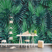 nature Wall Decor, Zelena Green Mural Wallpaper (m²), beautiful natural decor, nature inspired designs, best home decor, Forest Homes