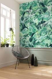 nature Wall Decor, Endless Summer Mural Wallpaper, beautiful natural decor, nature inspired designs, best home decor, Forest Homes