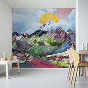nature Wall Decor, Fantasy Journey Wallpaper Mural, beautiful natural decor, nature inspired designs, best home decor, Forest Homes